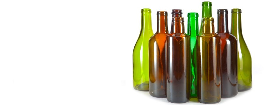 slider groen glas